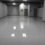 MiraFlex CQ pigmented expoxy floor coating