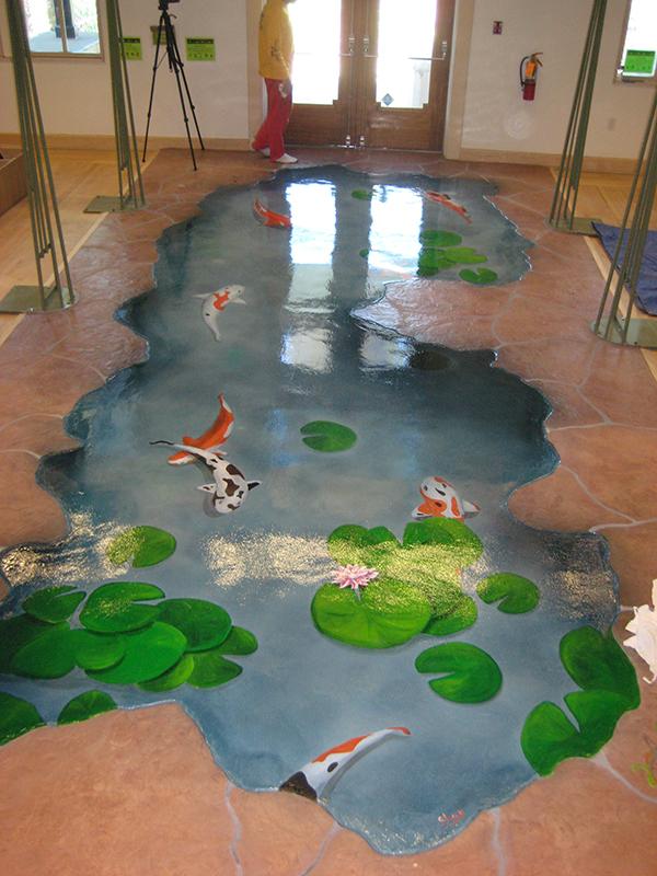 Koi pond-after Glazetop Application3