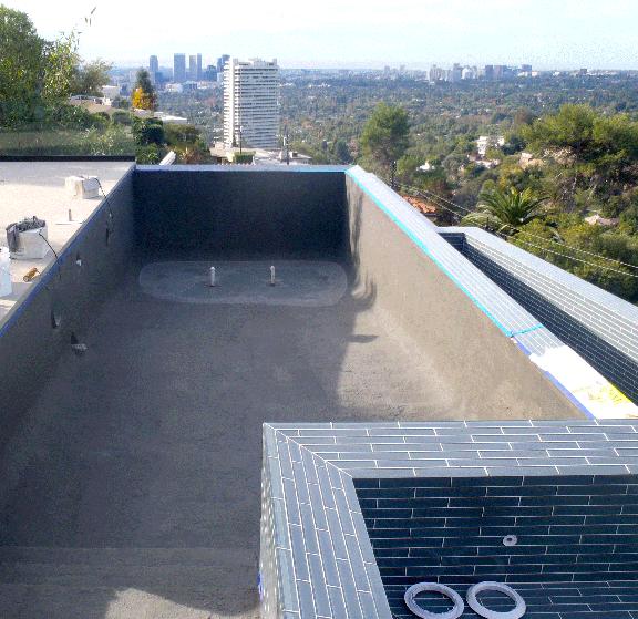Waterproofing For Pools : Pools spas miracote
