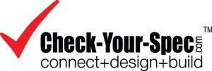 Check Your Spec Logo