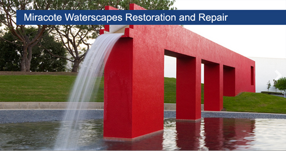 Miracote Waterscapes Restoration and Repair